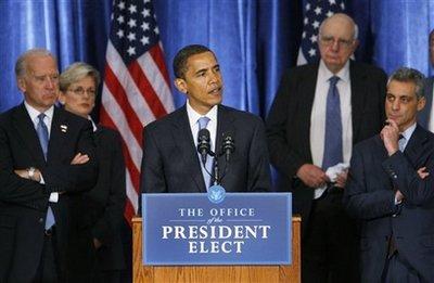 Staff Obama