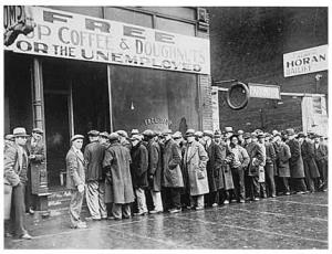 SUA 1930: Marea Depresiune Economică