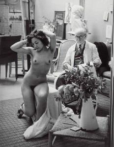 Brassai: Henri Matisse (1939)