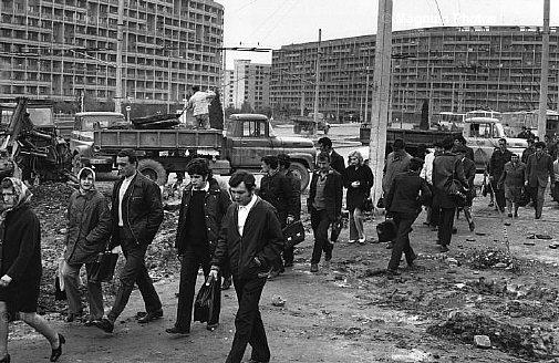 Henri Cartier - Bresson: Braşov, 1975