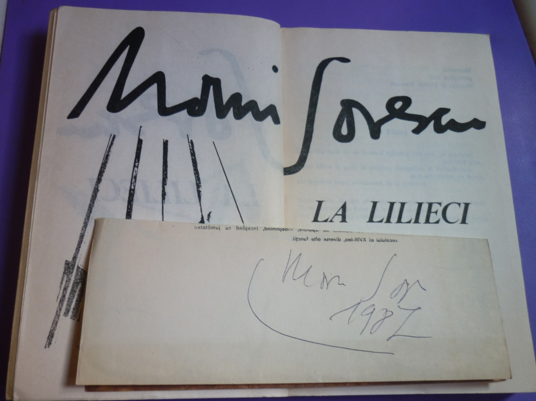 Un autograf